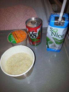 Hospital snack
