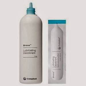 Coloplast Lubricating Deodorant