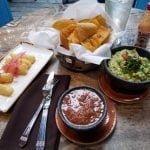 Antojitos meal at Universal Studios Orlando-small