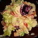 Beets on a salad