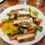Custom salad in Orlando
