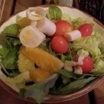 Jamaican Side salad at Bob Marleys at Universal Studios Orlando -small