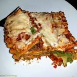 Vegan Lasagna with Daiya nondairy cheese