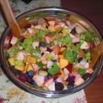 berry good salad