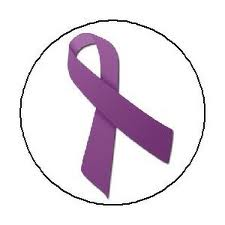 IBD purple ribbon