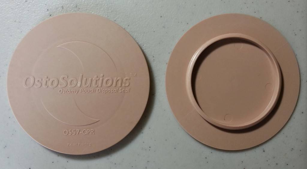 OstoSolutions Ostomy Pouch seals