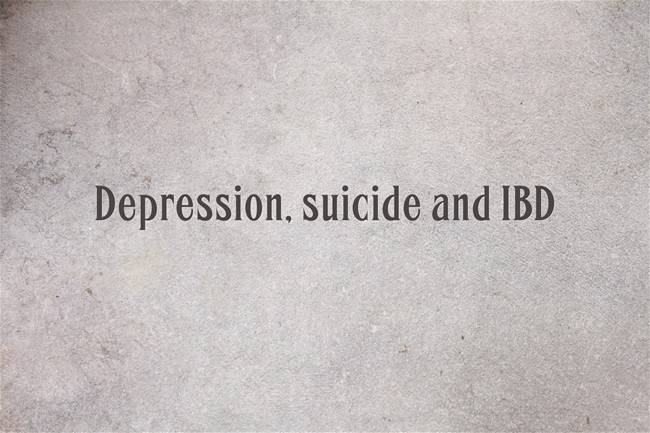 Depression-suicide-and