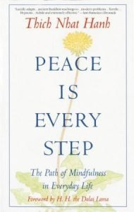 Peace is every step cover