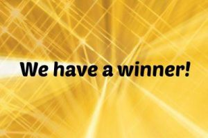 Winner announced small