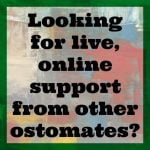 live ostomate support