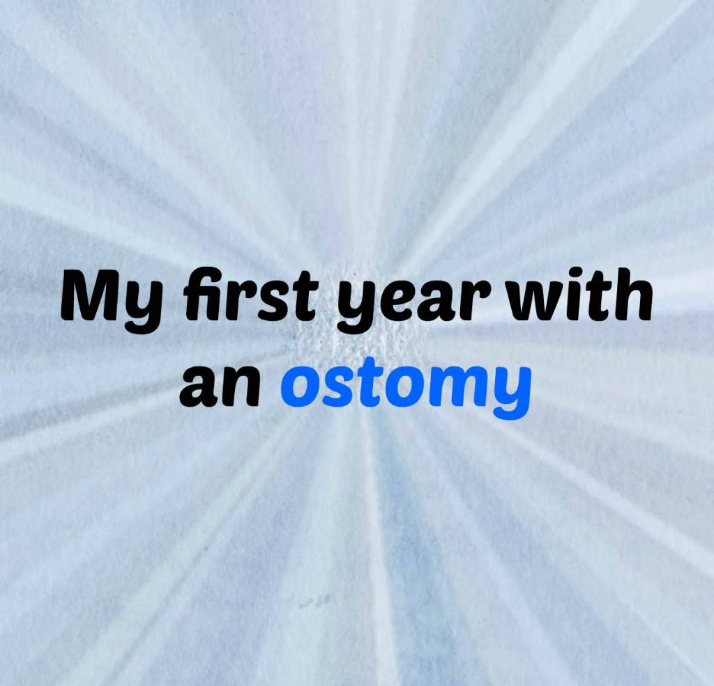 ostomy first year