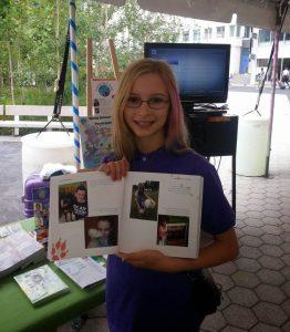 Jaz Animal Hero Kids book
