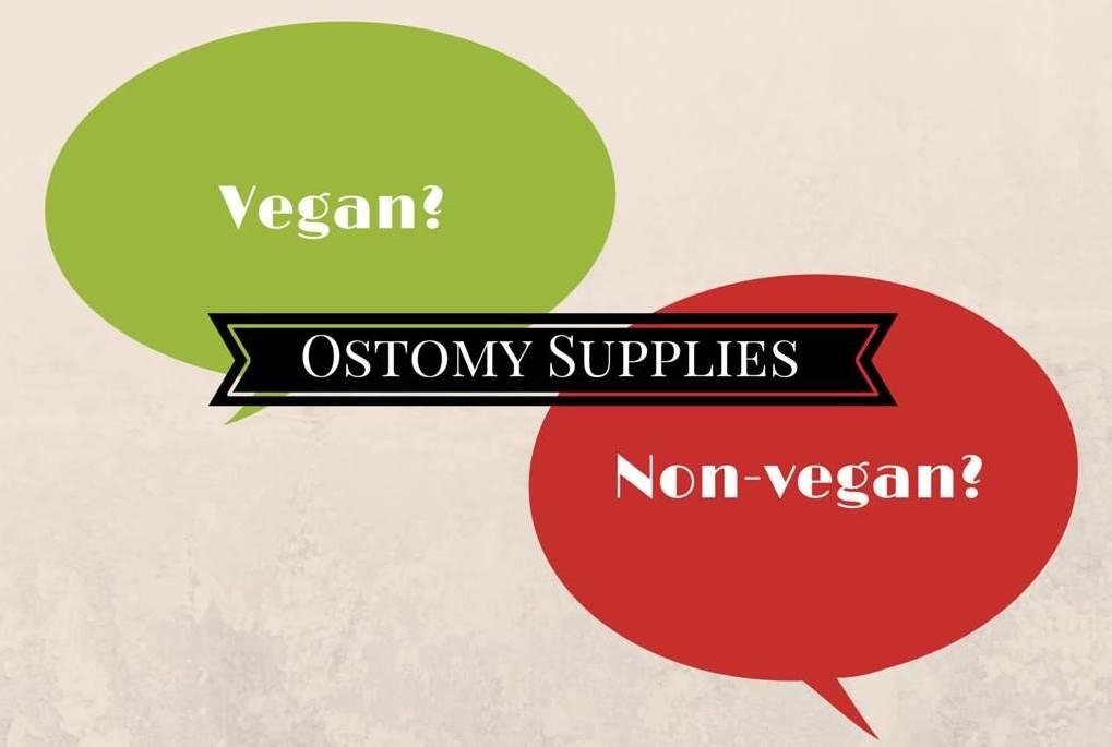 Vegan/Non-Vegan Ostomy Products