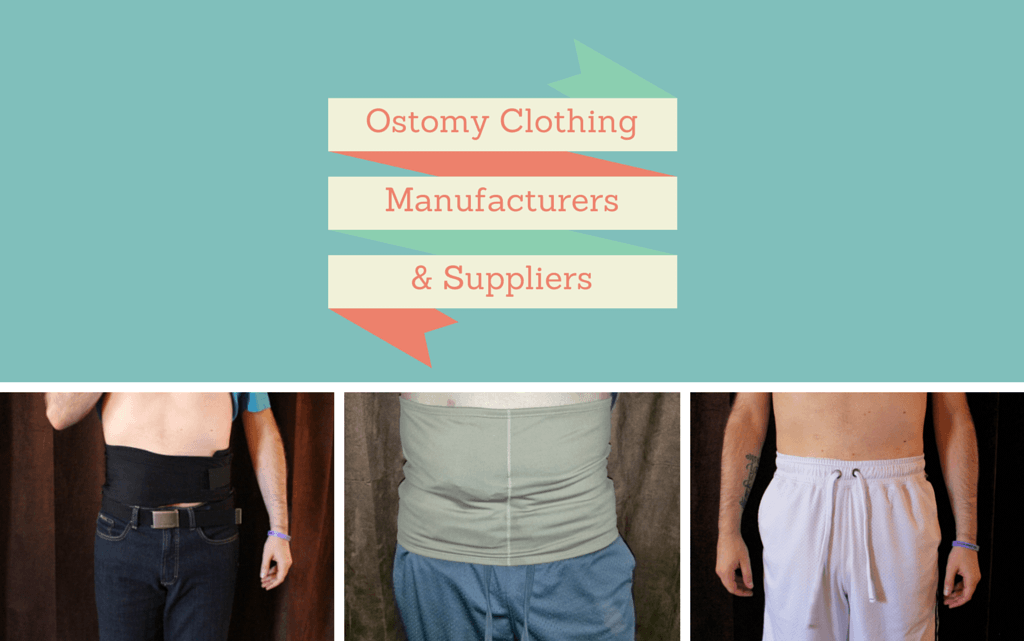 Ostomy Clothing manufacturers