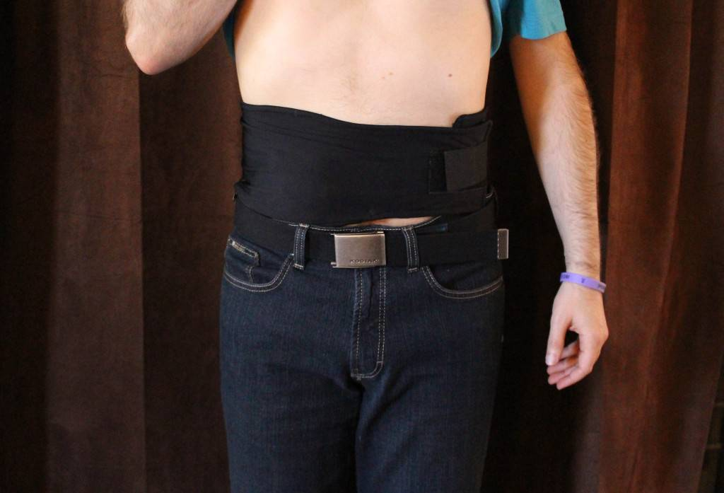 The Stealth Belt with casual clothing can keep things very secure and hidden.