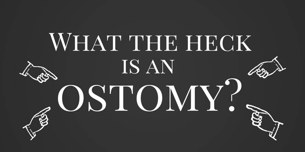 What is an ostomy banner