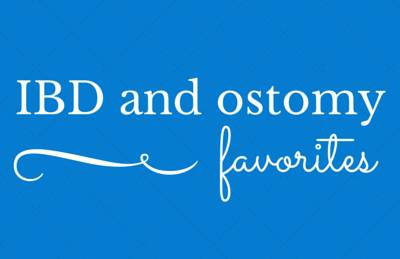ibd and ostomy favorites banner