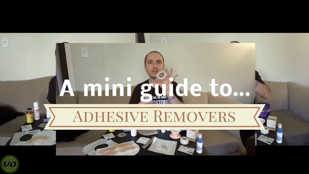 Adhesive Remover guide header