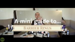 Barrier Rings guide