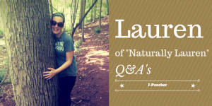 Naturally Lauren interview