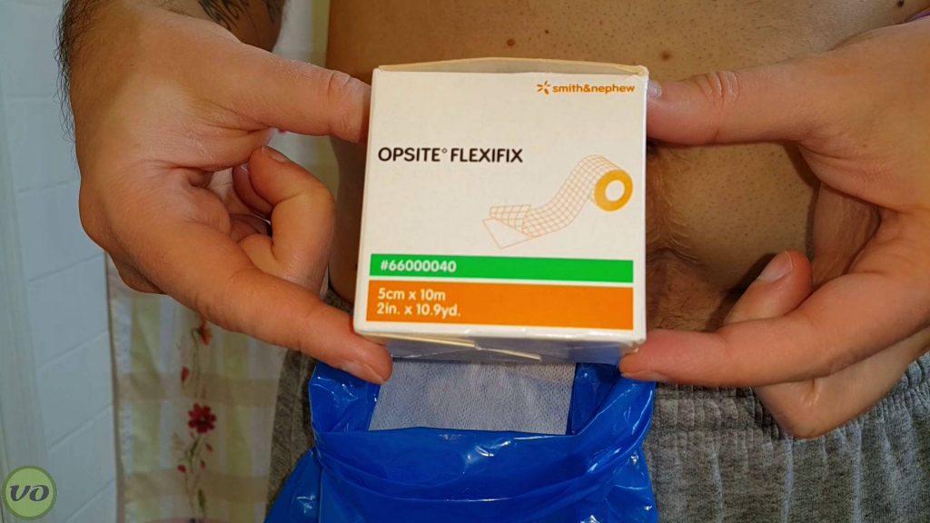 Opsite Flexifix