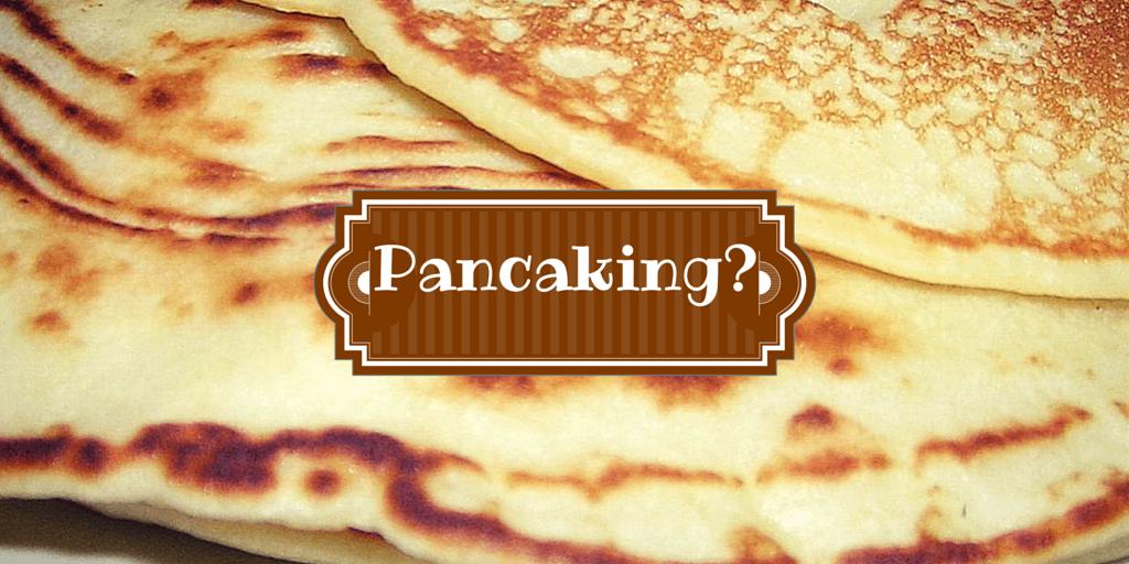 Ostomy Pancaking