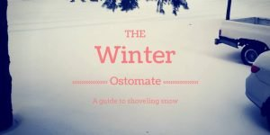 The winter ostomate: shoveling show with an ostomy