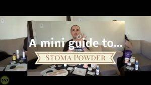 Ostomy Stoma Powder