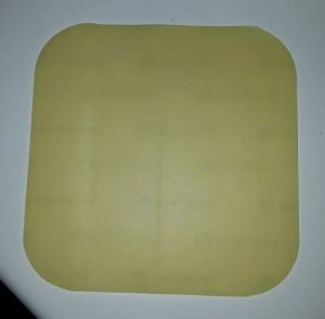 Coloplast Brava Protective sheet whole