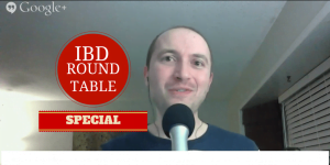 IBD Round Table SPECIAL with VeganOstomy