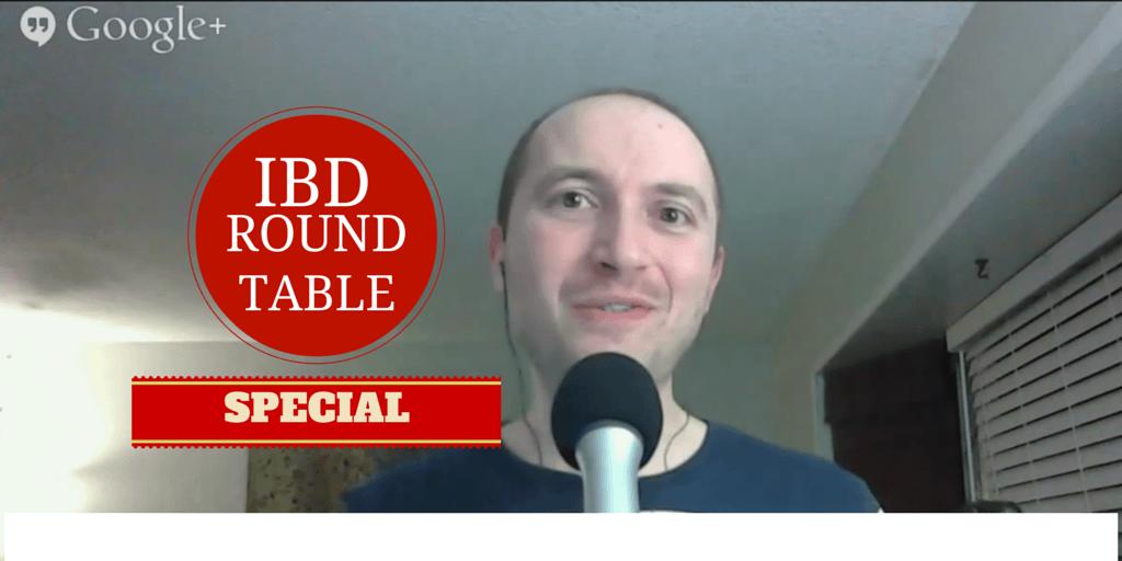 IBD Round Table SPECIAL with VeganOstomy