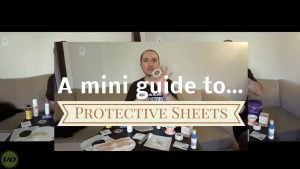 Ostomy Protective Sheets