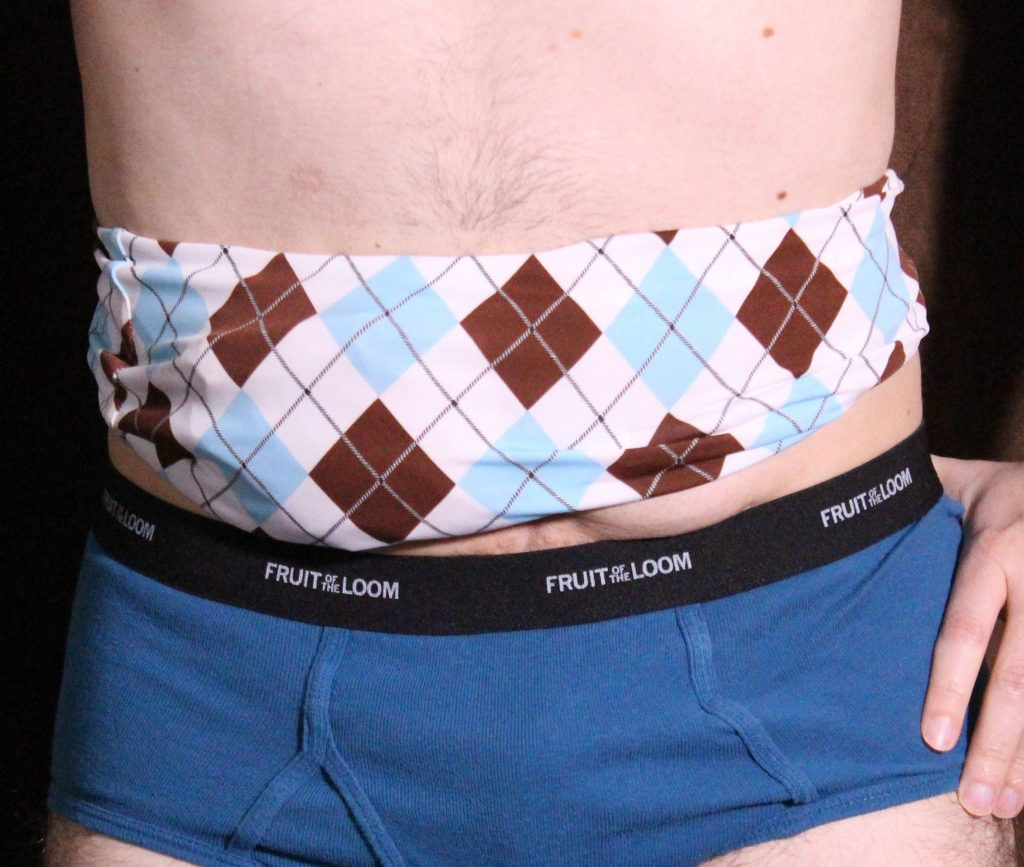 Awestomy wrap underwear frontal