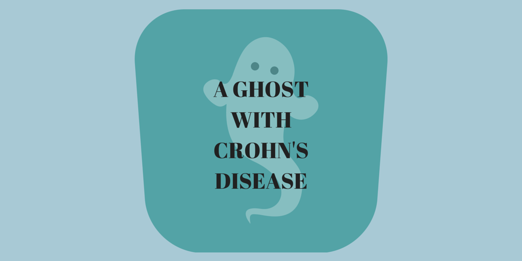 A GHOST WITH CROHN'S DISEASE