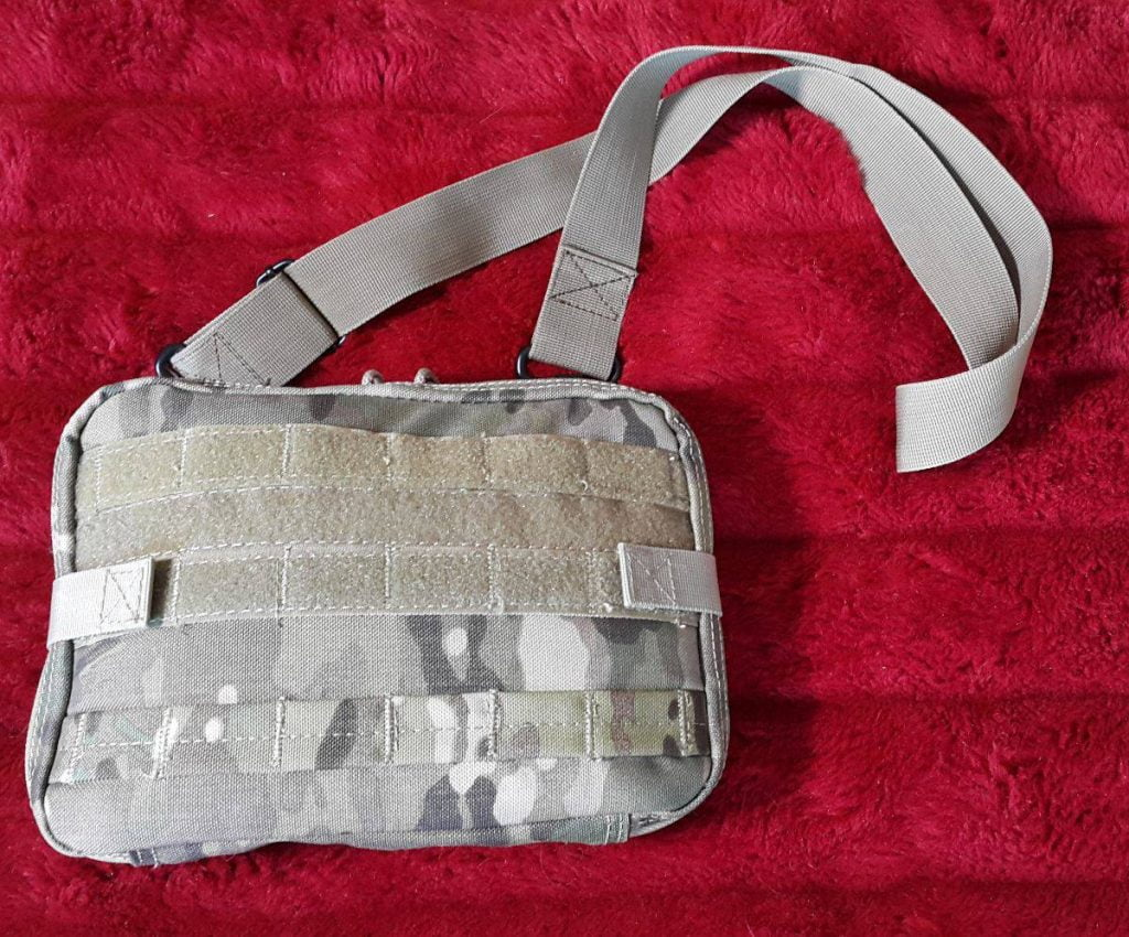 Ostomy travel bag Condor T&T multicam 2015