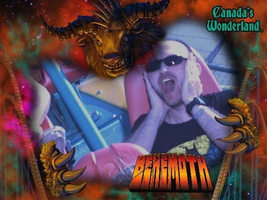Behemoth ride photo
