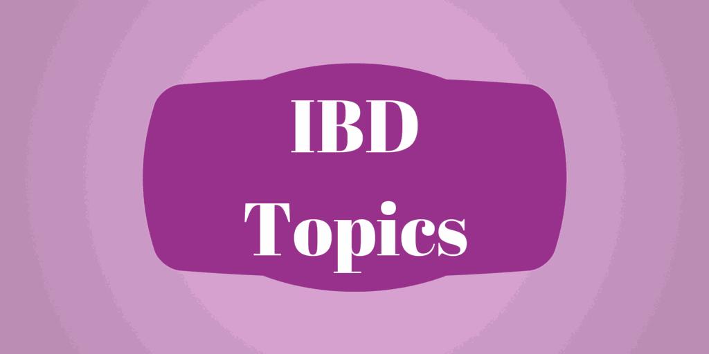 IBD topics
