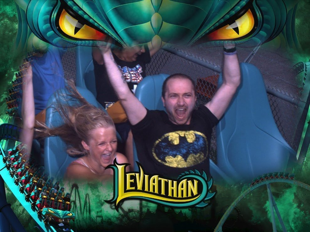 Leviathan ride photo