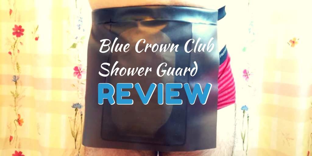 Blue Crown Club Shower Guard header