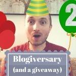2nd blogiversary VeganOstomy