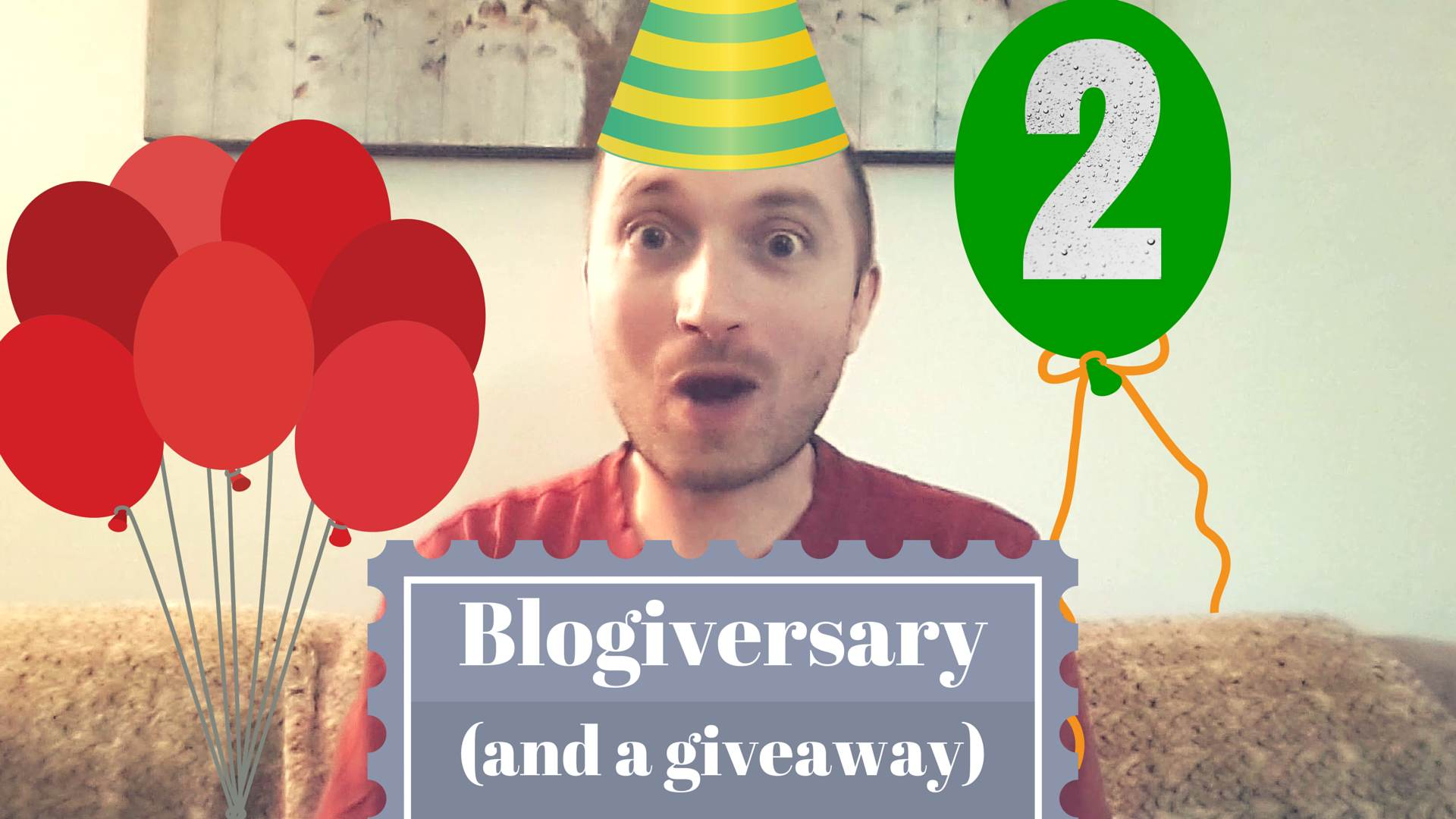 2nd blogiversary VeganOstomy