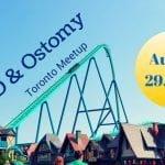 IBD ostomy meetup Toronto Aug 2015