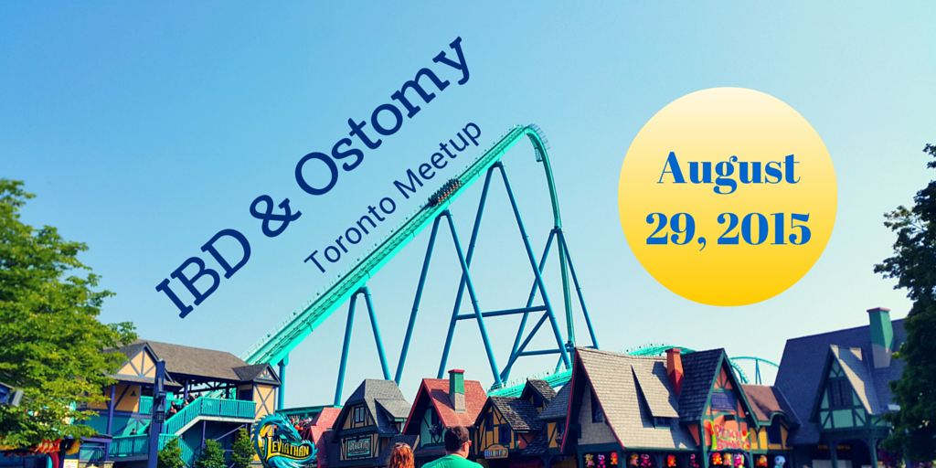 IBD ostomy meetup Toronto Aug 2015
