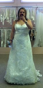 Wedding Dress - Alison