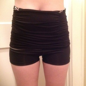 Ostomy intimacy wrap Colitis Ninja (Medium)