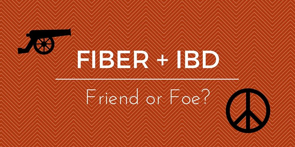 IBD FIBER friend or foe header