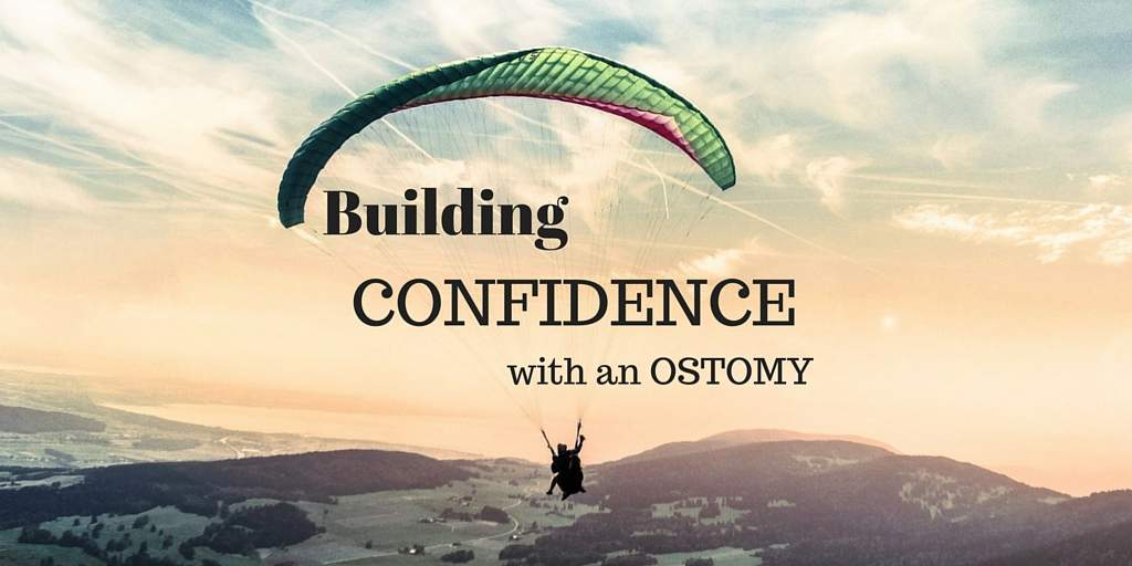Building confidence with an ostomy