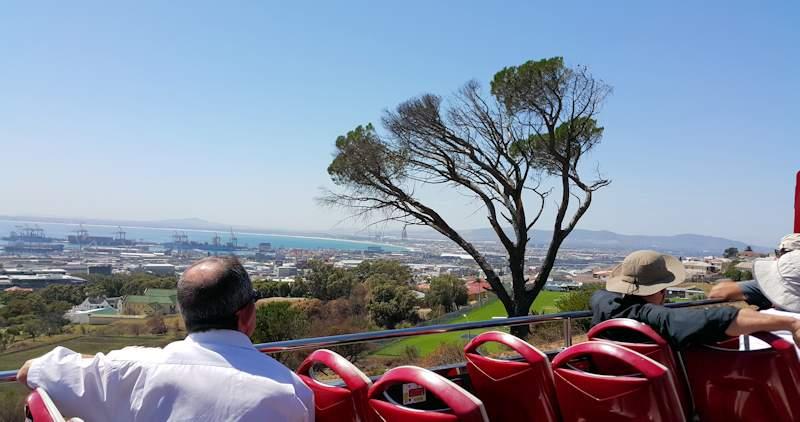 Cape Town Bus Tour