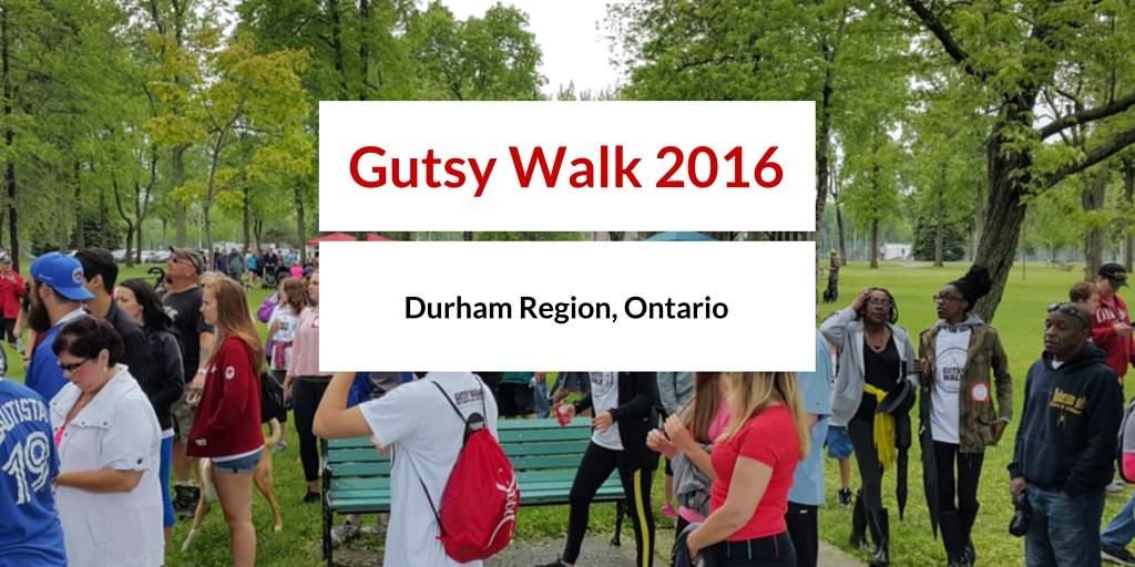 Gutsy Walk 2016 header