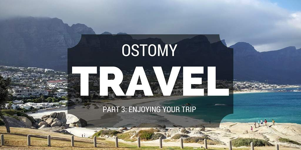 Ostomy travel part 3 header